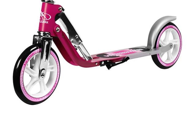hudora big wheel rx 205 scooter groupon goods. Black Bedroom Furniture Sets. Home Design Ideas