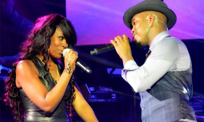 R&B Live - Studio Movie Grill: R&B Live Concert at Studio Movie Grill, April 9–30 (Up to 52% Off)