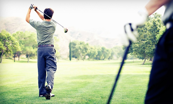 Mark Emmons Golf Academy - San Bruno: $99 for Two 60-Minute Private Lessons or Four 90-Minute Group Lessons at Mark Emmons Golf Academy (Up to $280 Value)