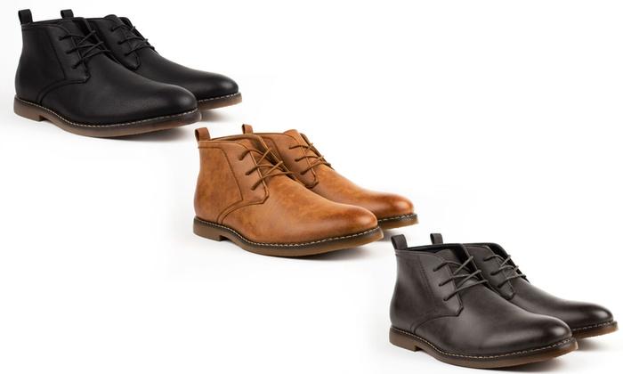 f3abc2b18 Miko Lotti Men's Chukka Boots | Groupon Goods