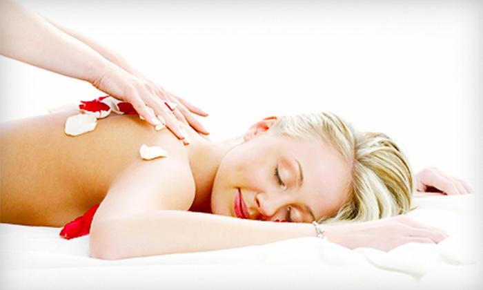 Sei Bella Med Spa - Little Rock: Swedish or Therapeutic Deep-Tissue Massage at Sei Bella Med Spa