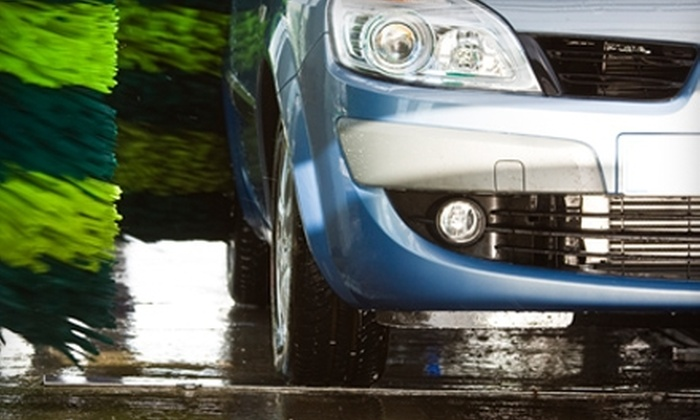 Burton Street Car Care Center - Roosevelt Park: $45 for Oil Change, Vehicle Inspection, Wash, and Wax at Burton Street Car Care Center ($91.90 Value)
