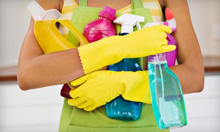 Karen's Kleaning - Santa Barbara: $39 for Two Man Hours of Housecleaning from Karen's Kleaning ($80 Value)