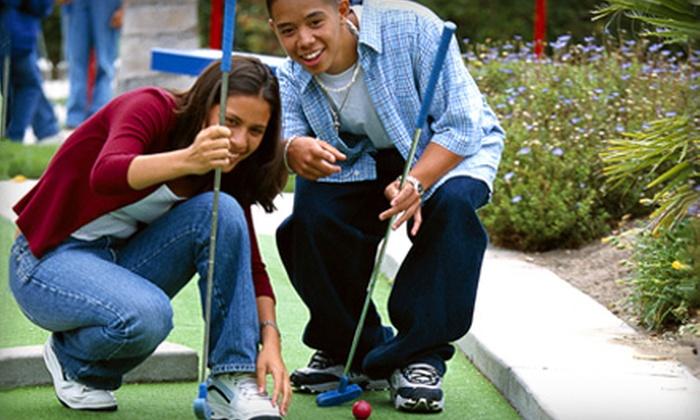 Putt-Putt Fun Center - Fort Wayne: $15 for $30 Worth of Go-Karts, Mini Golf, and Arcade Tokens at Putt-Putt Fun Center