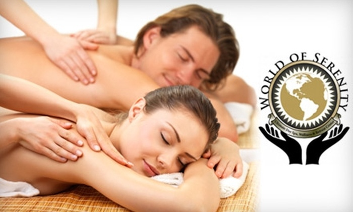 The World of Serenity Wellness Retreat Salon & Day Spa - Penn Hills: Spa Packages at The World of Serenity Wellness Retreat Salon & Day Spa. Choose Between Two