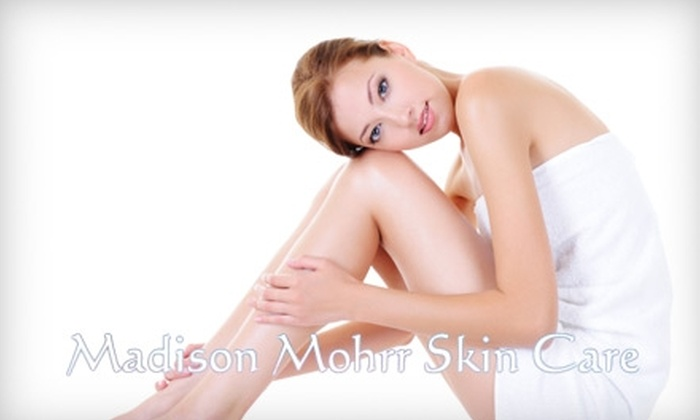 Madison Mohrr Skin Care - Tower District: $35 for $80 Worth of Waxing Services at Madison Mohrr Skin Care in Clovis