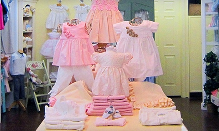 Fierson's - Bronxville: $25 for $50 Worth of Children's Apparel at Fierson's in Bronxville