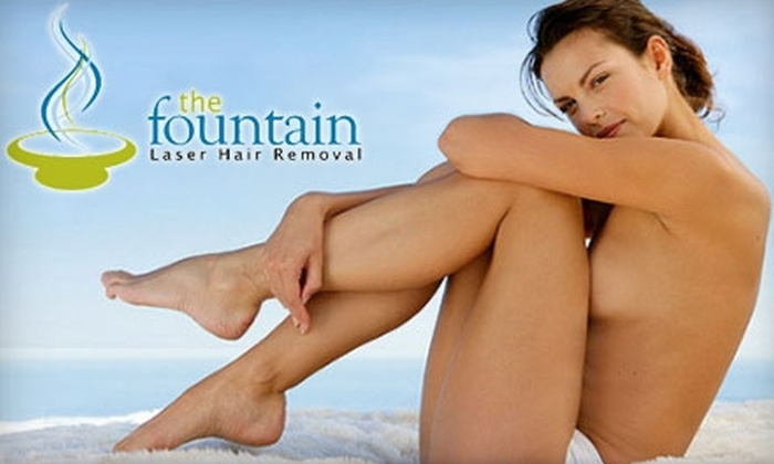 The Fountain Laser Hair Removal - Northeast Cobb: $139 for Four Laser Hair-Removal Treatments at The Fountain Laser Hair Removal (Up to $700 Value)