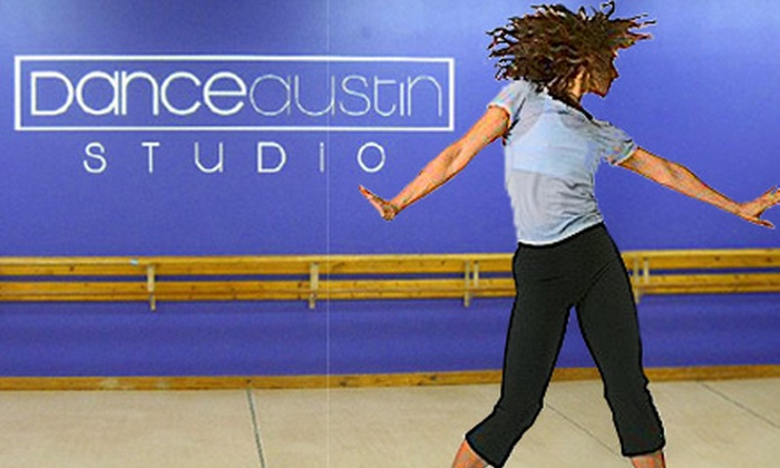Dance Austin Studio - Brentwood: Two or Four Classes at Dance Austin Studio