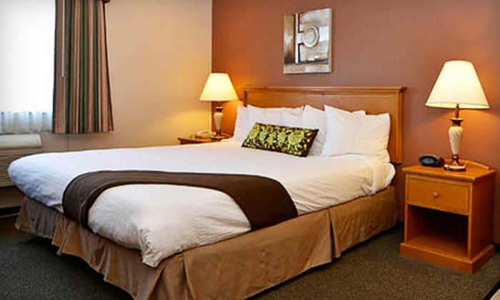 Best Western - Multiple Locations: One- or Two-Night Stay for Two at Best Western (Up to 64% Off). Two Locations Available.