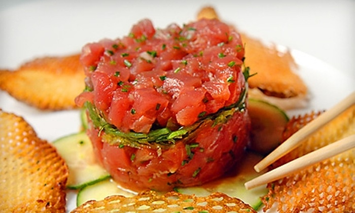 Ocean - Allentown / Reading: $20 for $40 Worth of Tapas, Seafood, and Steak at Ocean in Easton