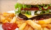 Apollo Restaurant - Victorville: $10 for Two Specialty Burgers and Side of Fries at Apollo Restaurant in Victorville