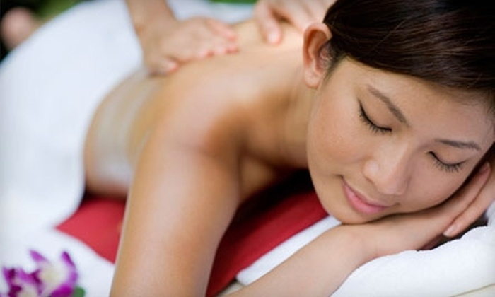 Find Equipoise - Johnson Hills: $55 for a 90-Minute Massage ($110 Value) or $30 for a 45-Minute Reflexology Session ($60 Value) at Find Equipoise in Overland Park