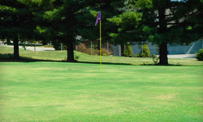 Bailey Links Golf Course at Cedar Hills - 6: Golf for Two or 10 Nine-Hole Rounds at Bailey Links Golf Course at Cedar Hills in Lenoir City (Up to 56% Off)