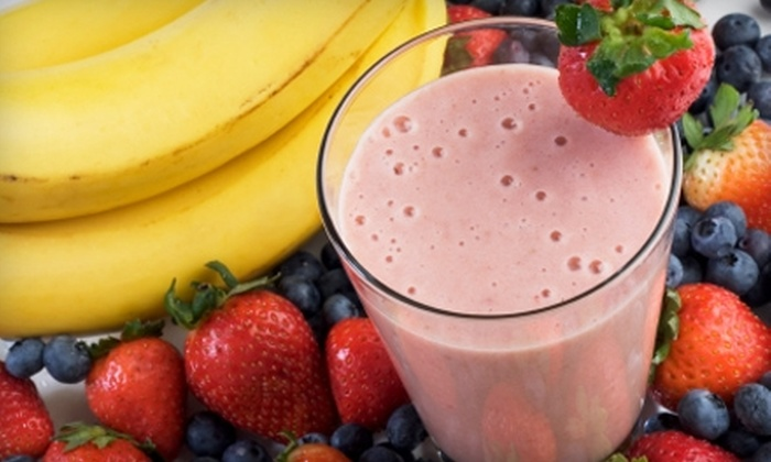 Smoothie Bar at The Forks - Winnipeg: $5 for Two Smoothies at Smoothie Bar at The Forks ($10 Value)
