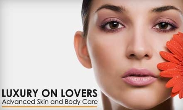 Luxury on Lovers - Bluffview: Facial Treatments at Luxury on Lovers. Choose Between Two Options.