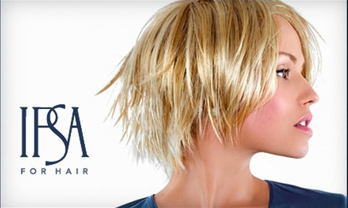 Ipsa for Hair - Washington DC: $100 for $200 Worth of Salon Services at Ipsa for Hair