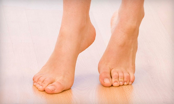 Valley Aesthetics and Laser - Hacienda La Puente: Four Laser Nail-Fungus Removals on One or Both Feet at Valley Aesthetics and Laser in Hacienda Heights (Up to 80% Off)