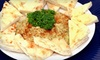 Up to 56% Off International Cuisine and Hookah at Pasha Taverna and Lounge