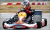 The Dallas Karting Complex - Caddo Mills: One 10-Minute Adult High-Speed Go-Kart Race at The Dallas Karting Complex in Caddo Mills (Up to Half Off). Three Options Available.