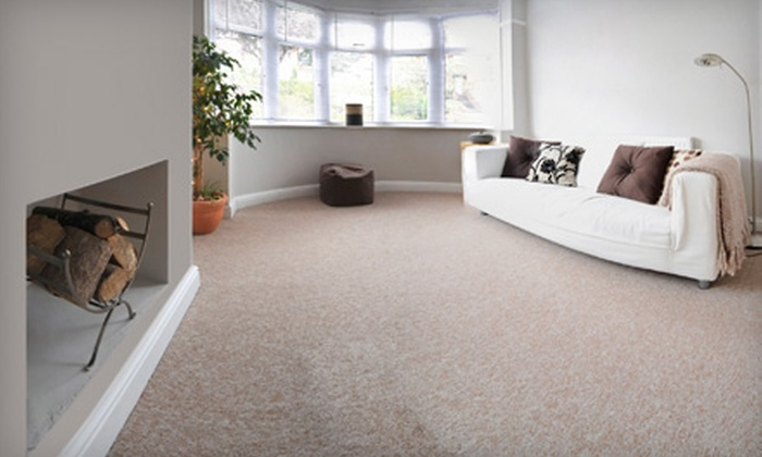 Five Star Carpet Care - Rockford: $59 for a Three-Area Carpet Cleaning Plus Hallway from Five Star Carpet Care ($125 Value)