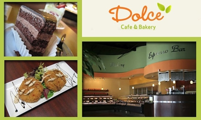 Dolce Café and Bakery - Montclair: $10 for $20 Worth of Bites & Beverages at Dolce Café and Bakery