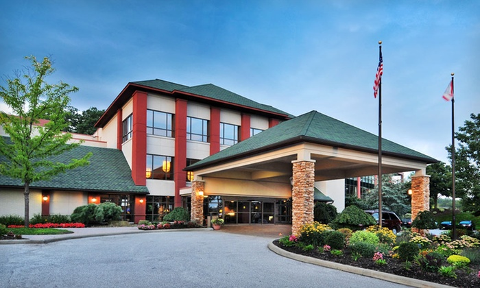 Quail Hollow Resort - Quail Hollow: One- or Two-Night Stay with Dining Credit for Two Adults at Quail Hollow Resort in Ohio