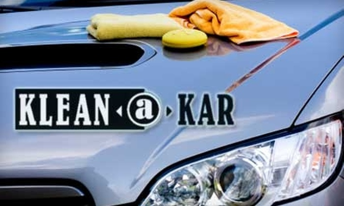 Klean-a-Kar - Downtown Columbus: $50 for $100 Worth of Auto Cleaning Services at Klean-A-Kar Downtown