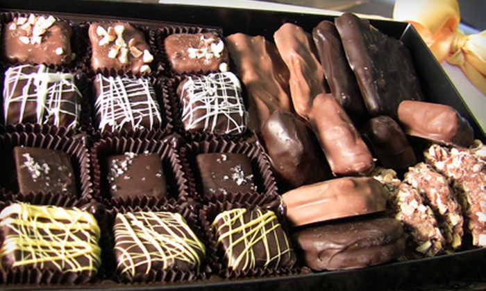 Oh! Chocolate - Multiple Locations: Bumbershoot Box at Oh! Chocolate. Three Locations Available.
