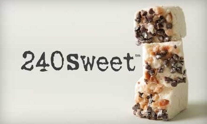 240Sweet - Enfield: $28 for Gourmet Marshmallow Gift Set from 240Sweet ($52 Value)