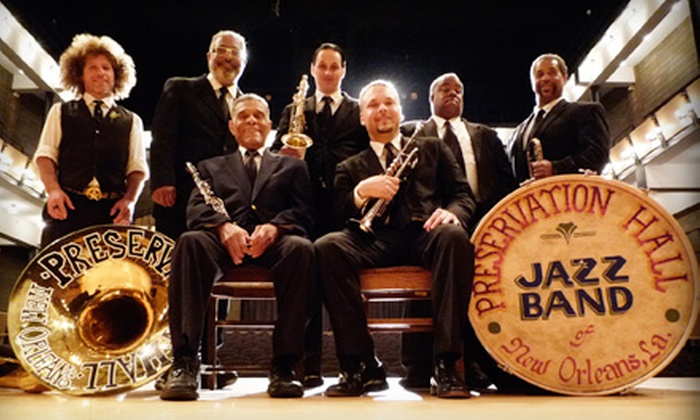 Preservation Hall Jazz Band - Grand Rapids: $35 for Two Tickets to See the Preservation Hall Jazz Band at Calvin College on September 24 at 8 p.m.