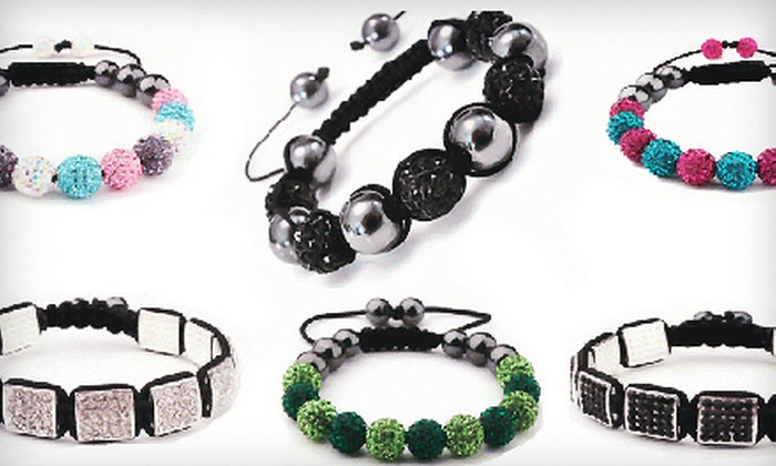 Blush Jewelry: Swarovski Crystal Rings, Bracelets, and Body Jewelry from Blush Jewelry (Up to 61% Off). Two Options Available.
