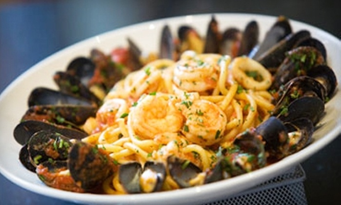 Trattoria Nicola's - Foggy Bottom - GWU - West End: $15 for $30 Worth of Italian Cuisine and Drinks at Trattoria Nicola's