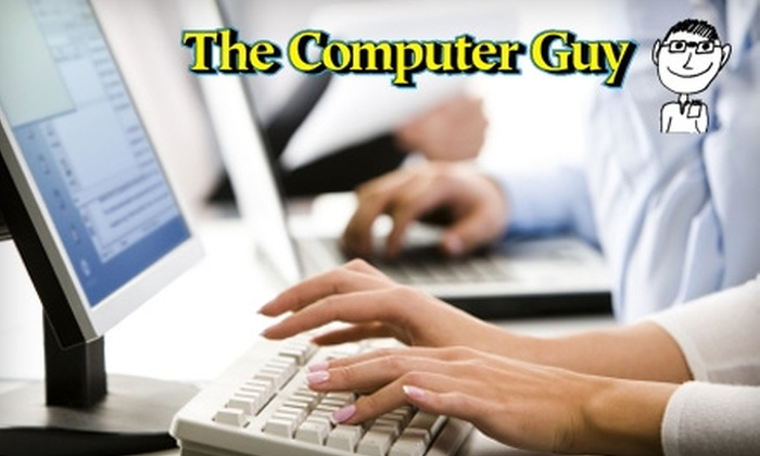 The Computer Guy - Green Bay: $39 for a One-Hour In-Home Computer Tune-Up from The Computer Guy ($79 Value)