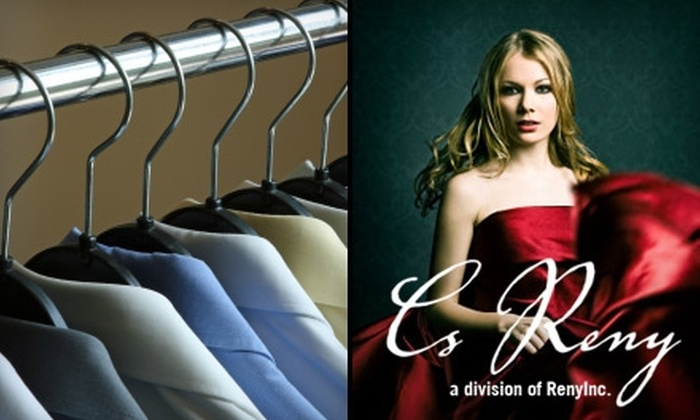 CS Reny - Seattle: $75 for 90-Minute Closet Organization and Three Hours of Personal Shopping from CS Reny
