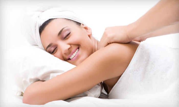 Botanicals Salon & Spa - Garner: Massage or Hair Services at Botanicals Salon & Spa in Garner