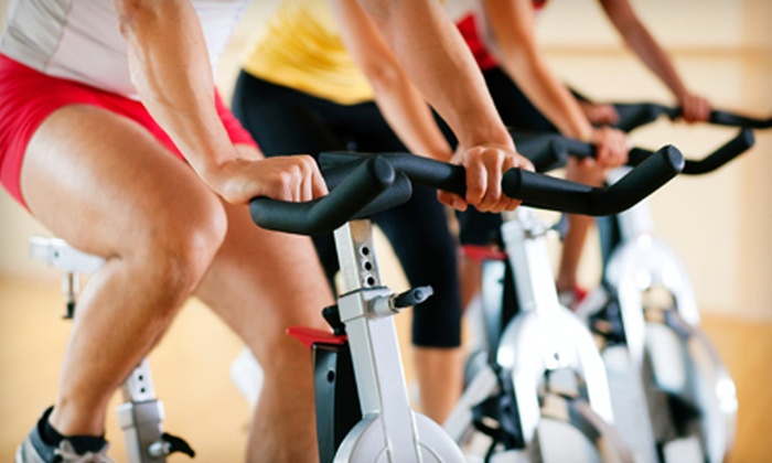 The Studio - Upper East Side: Three or Six Spinning Classes at The Studio