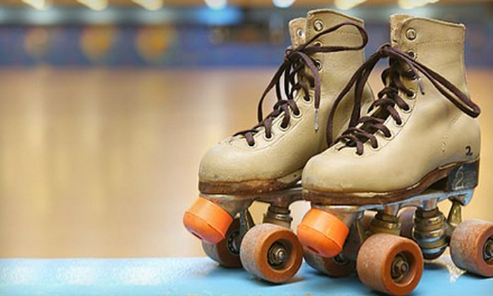 Empire Roller Rink - Columbia: $30 for a 10-Visit Punch Card to Empire Roller Rink (Up to $67.50 Value)