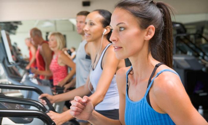 Rialto Racquet & Fitness Center - Rialto: $20 for 10 Fitness Classes at Rialto Racquet & Fitness Center ($80 Value)