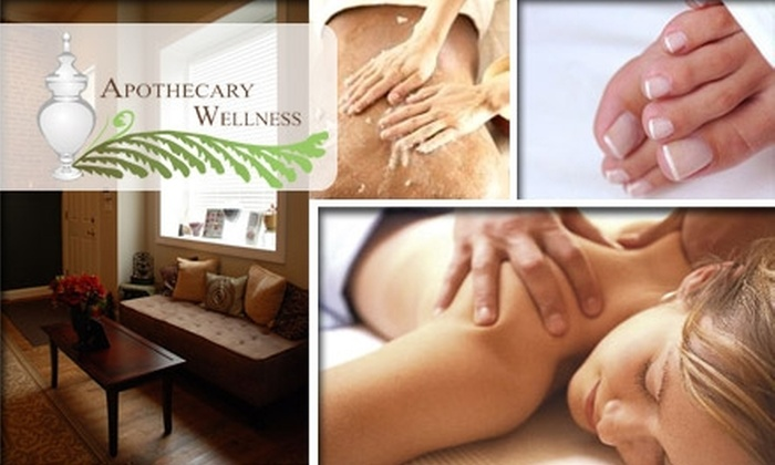 Apothecary Wellness Spa - Riverside: $75 Worth of Holistic Spa Services at Apothecary Wellness