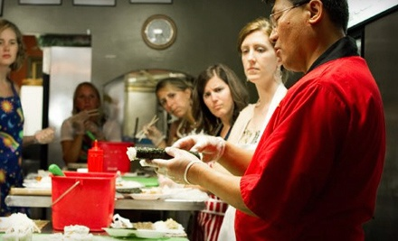 Sushi School for 2 (a $120 Value) - Sea to You Sushi & Asian Foods in Brookline