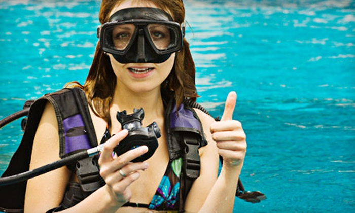 Scuba Sensations - West Rogers Park: Discover Scuba Class, Pool and Classroom Course, or Full Certification at Scuba Sensations (Up to 52% Off)