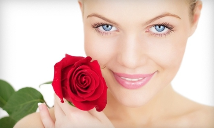 Skin City LV - Spring Valley: Pomegranate Peel or European Facial at Skin City LV