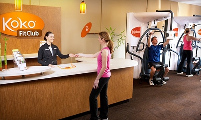 Koko FitClub - Green Valley Ranch: $29 for One Month of Unlimited Smartraining Sessions at Koko FitClub in Henderson