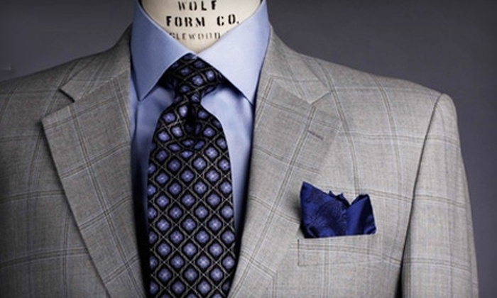 Q Saxon Judd - Brookside: $100 for $200 Worth of Custom Clothing and Accessories at Q Saxon Judd