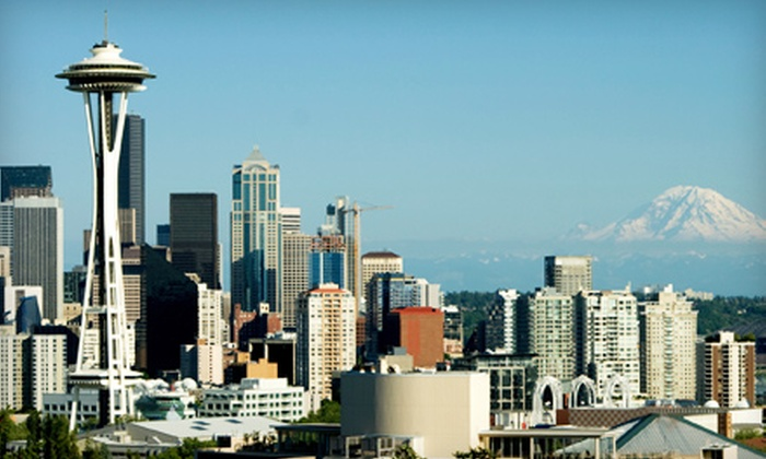 The World's Greatest Seattle Walking Tour - Central Business District: $14 for The World's Greatest Seattle Walking Tour for Two ($30 Value)