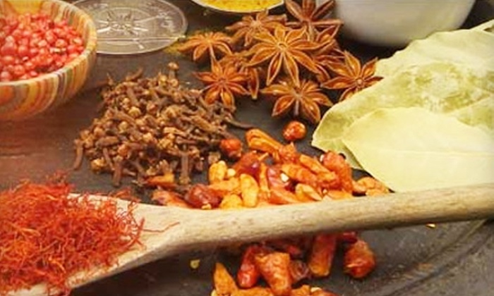 The Spice & Tea Exchange - Green Bay: $7 for $15 Worth of Spices, Salts, Teas, Sugars, and Custom Blends at The Spice & Tea Exchange