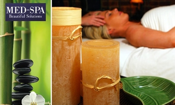 Beautiful Solutions - Cedar Park: $49 for an Inch-Reduction Detox Body Wrap at Beautiful Solutions