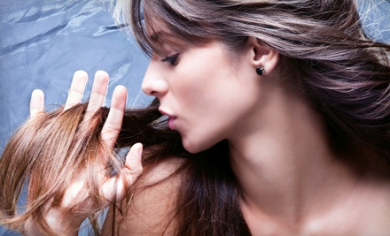 Women's Haircut and Blow-Dry - Top Models Salon & Boutique in West Bloomfield