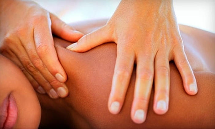 An Artist's Touch - Ogden: $20 for a Swedish Massage ($45 Value) or $30 for a Stone Massage ($70 Value) at An Artist's Touch